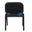 Irodai szék, sötétkék, ISO 2 NEW