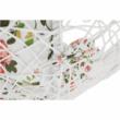 Függőfotel, minta virág/fehér, NOELA NEW