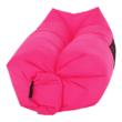 Felfújható babzsák/lazy bag, rózsaszín, LEBAG