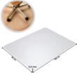 Védőalátét a szék alá, átlátszó, 100x50 cm, 0,8 mm, ELLIE NEW TYP 5