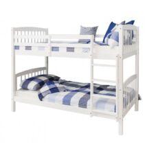 emeletes szétszedhető ágy fehér RAVELO