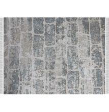 Szőnyeg,szürke/tégla minta  80x200, MURO