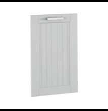 Mosogatógepre való ajtó 45, világosszürke, JULIA TYP 55