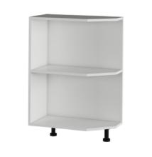 Alsó szekrény, fehér, JULIA TYP 51