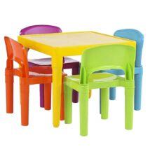 Gyerek szett 1+4, színes, ZILBO