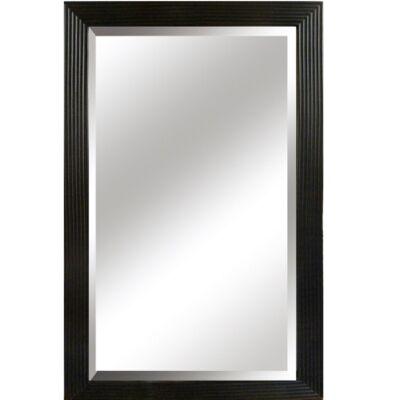 MALKIA TYP 1 Elegáns tükör, fekete
