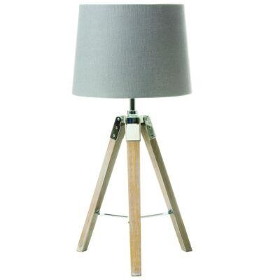 JADE TYP 2 stílusos asztali lámpa szürke színben.