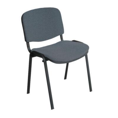 Irodai szék, szürke, ISO NEW