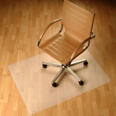Védőalátét a szék alá, átlátszó, 140x100 cm, 0, 8 mm, ELLIE  NEW TYP 4