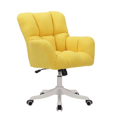 Irodai szék, sárga, LOREL