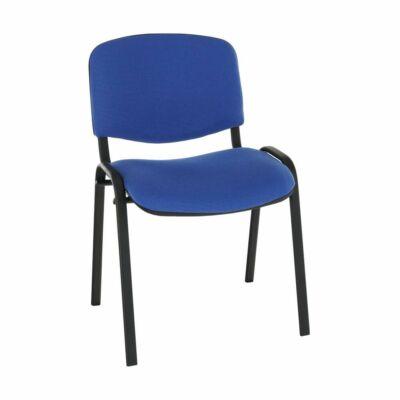 Irodai szék, kék, ISO NEW