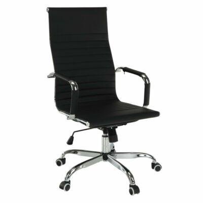 Irodai szék, fekete, AZURE 2 NEW