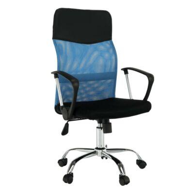 Irodai szék, kék/fekete, TC3-973M 2 NEW