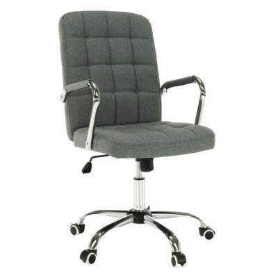 Irodai szék, szürke, MORGEN