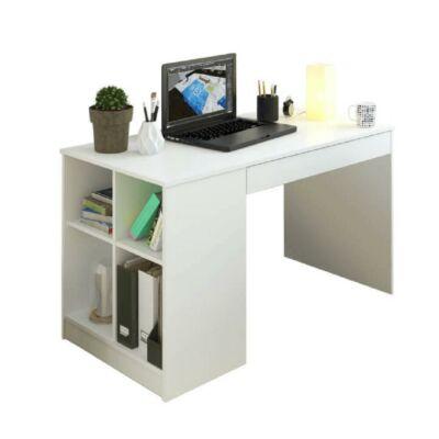 PC asztal, fehér, VENDI