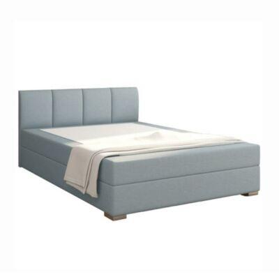 Boxpring ágy 120x200, mentol, RIANA KOMFORT