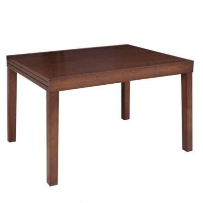Étkezőasztal, meghosszabbítható, dió, FARO