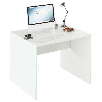 Íróasztal, fehér, RIOMA TYP 12